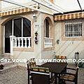 Vente maison torrevieja (03180) petites annonces immobilières costa blanca espagne - nouveau projet ? - particulier