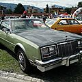Buick riviera coupe 1979-1985