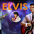 Fond ecran elvis country rock box