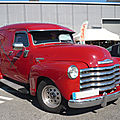 CHEVROLET 3100 Panel Van Sinsheim (1)