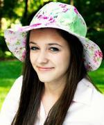 Tie Dye Diva Patterns - Womens Sun Hat