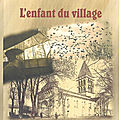 L'enfant du village de jean-paul pometan