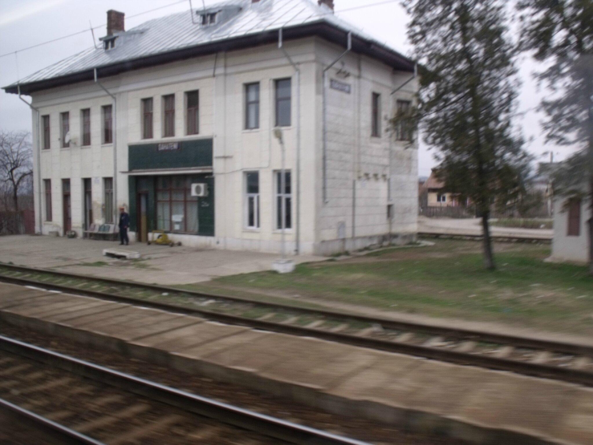 Sahateni (Roumanie)