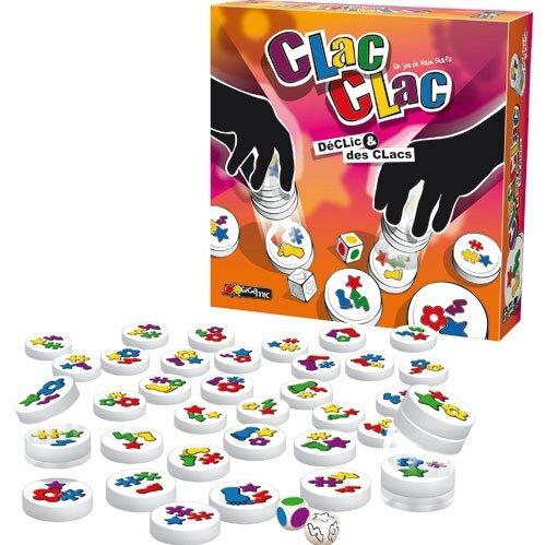 Boutique jeux de société - Pontivy - morbihan - ludis factory - Clac clac