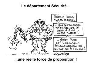 force de proposition