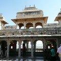 Porte d'entree du City Palace, Udaipur