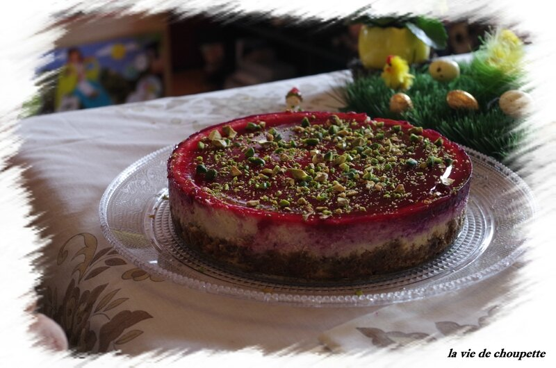 cheesecake pistaches-framboises-16