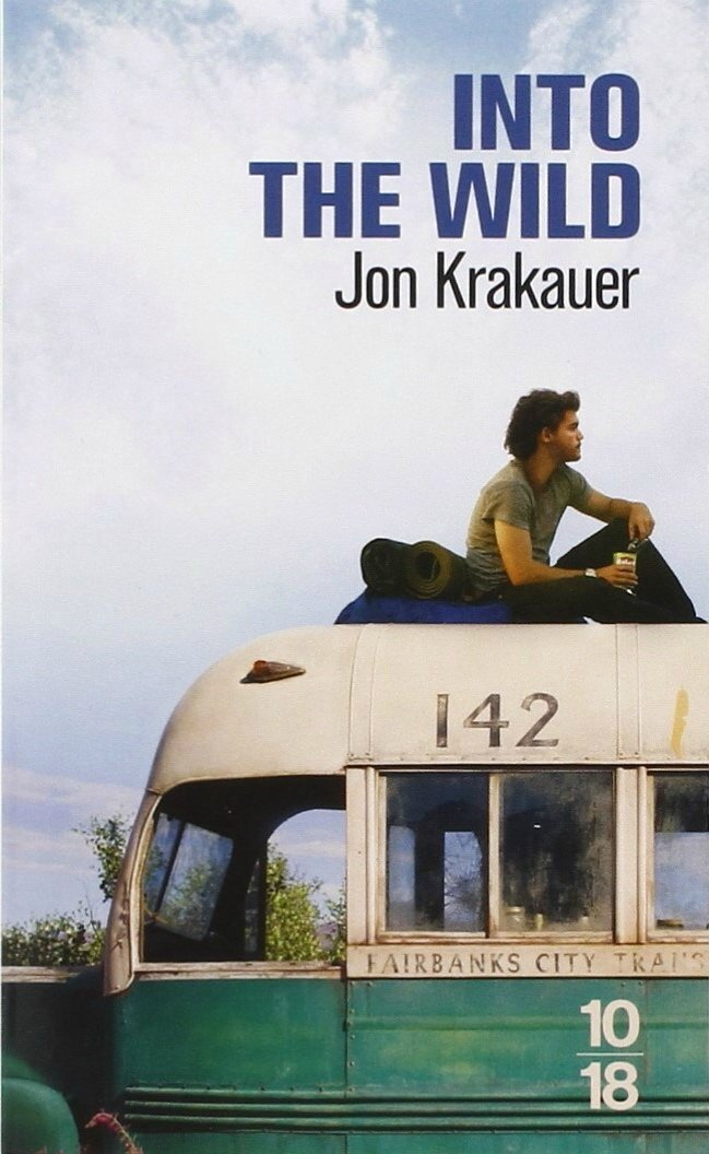 # 182 Into the Wild, Jon Krakauer