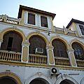 le vieux Djibouti (place Ménélik)