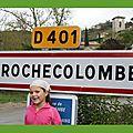 Le village de rochecolombe