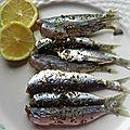 Sardines à l'origan