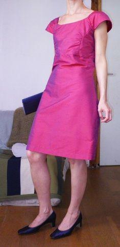 Robe rose, 2011