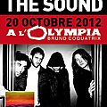 Les stuck in the sound à l'olympia, et on y sera !