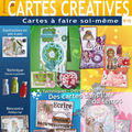 Avant premiere : passion cartes creatives n° 10