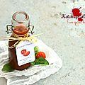 Ketchup aux épices douces {homemade}