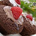Muffins, (cup-)cakes, gâteaux et cie...