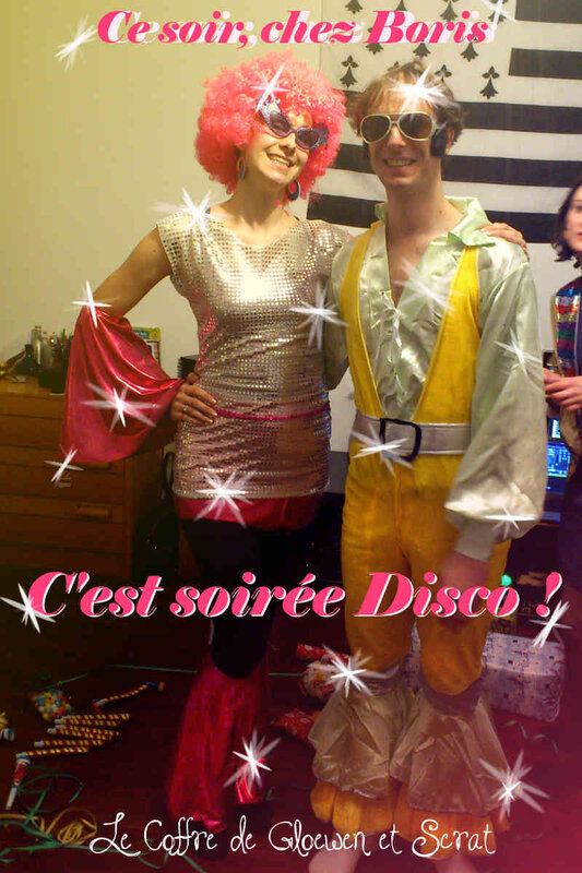 Soirée disco2