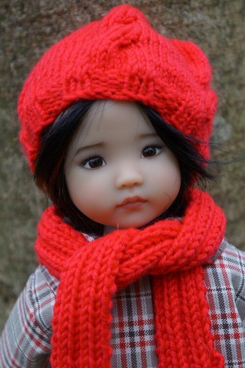 Les petits manteaux de saison : Kumiko , Little Darling de Patricia Green