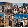 1 Corrèze - les églises