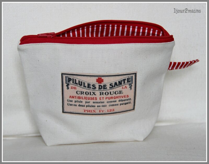 trousse pilulle
