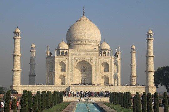 Un peu plus sur le Taj…