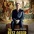 The best offer: un thriller romantique et machiavélique