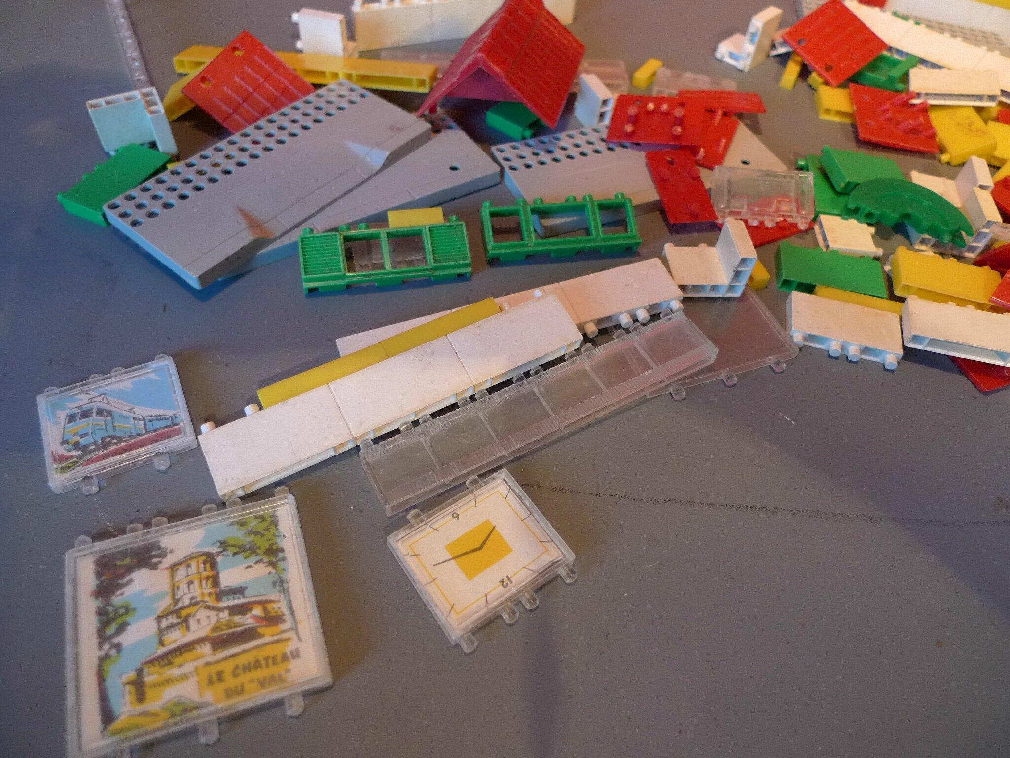 Magiques Concurrant Lego 60Un Années Géant Pierres Des Du FK1lJcT