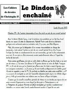le journal de christophe p 39