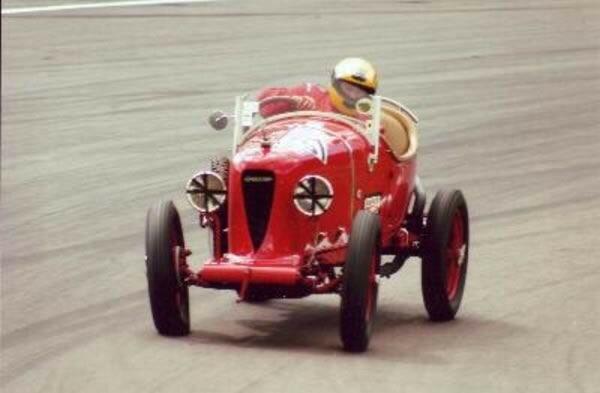 Amilcar CGS-3 1926