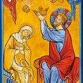 20- Le Couronnement de Marie, Reine du Ciel et de la Terre