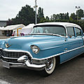 CADILLAC Series Sixty Two 4door Sedan 1955 Illzach (1)