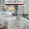 Maisons cosy, un magazine bourré de charme