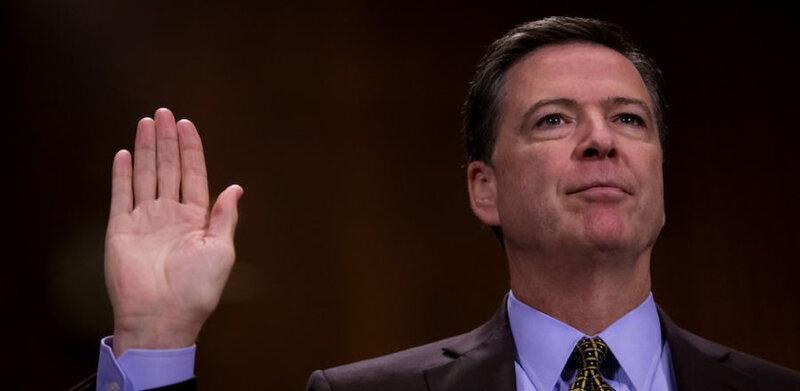James comey former FBI director