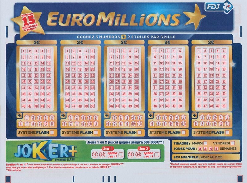 GAGNER A L'EURO MILLIONS