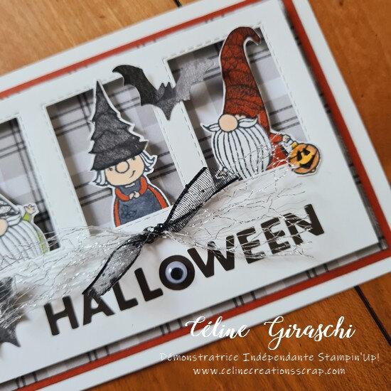 Carte Halloween chez les Gnomes -4