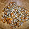 Sarrasin et carottes