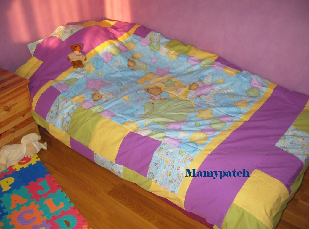 couette ours apo