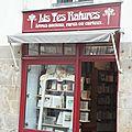 Lis tes ratures nantes loire-atlantique librairie