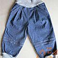 Pantalon pour mon ti' lou #1