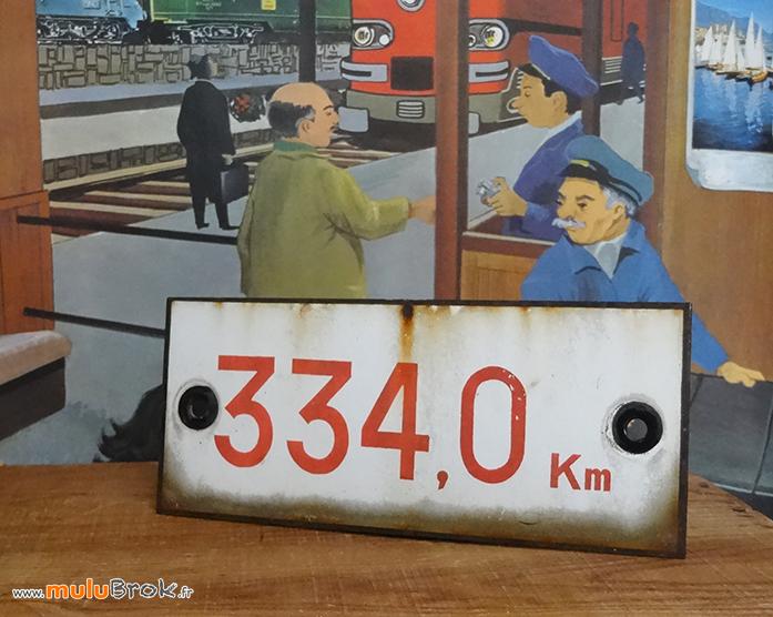 PLAQUE-EMAILLEE-SNCF-KM-5-muluBrok-Vintage