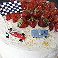 Sweetcake cars !