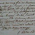 Desvaux Marguerite_Acte Baptême 4 février 1767