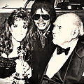 Moment captured: michael jackson et hal roach aux academy awards de 1984