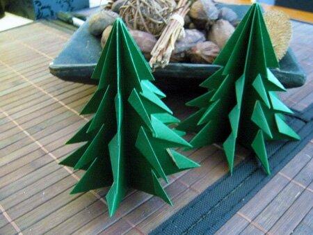 idée sapin origami 2 hugolescargot
