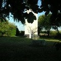 Vue du jardin sur le Phare