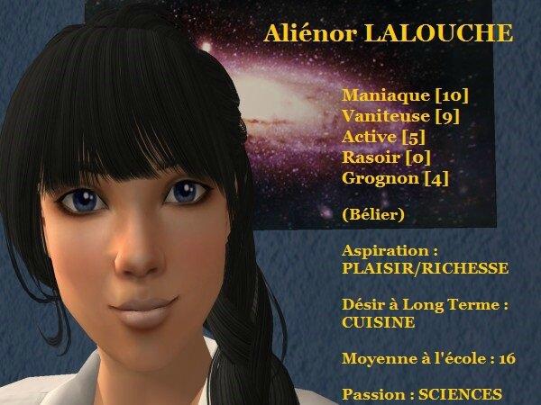 Aliénor LALOUCHE