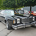 FORD Ltd II S 4door Pillared Hardtop 1977 Malmedy (1)
