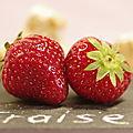 Tiramisù aux.....fraises!!
