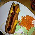 Hot dog de Méli