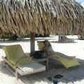 Repos à la plage